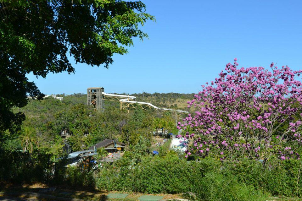 Rio Quente Resorts: terra da aventura
