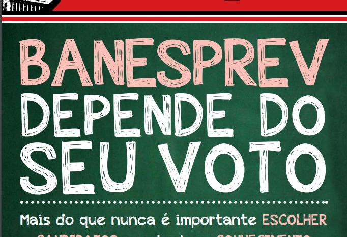 Eleições Banesprev: Confira o jornal de chapa Banesprev Somos Nós