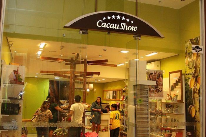 Convênio: Faça compras em loja da Cacau Show com pagamento facilitado