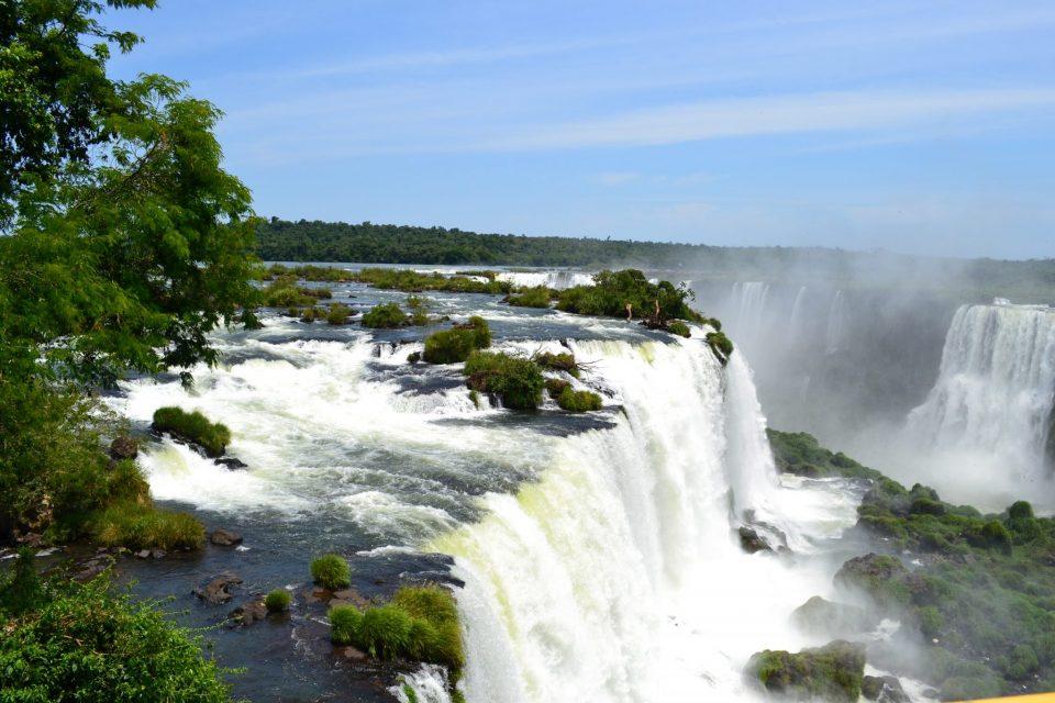 Foz do Iguaçu: um lugar de encher os olhos