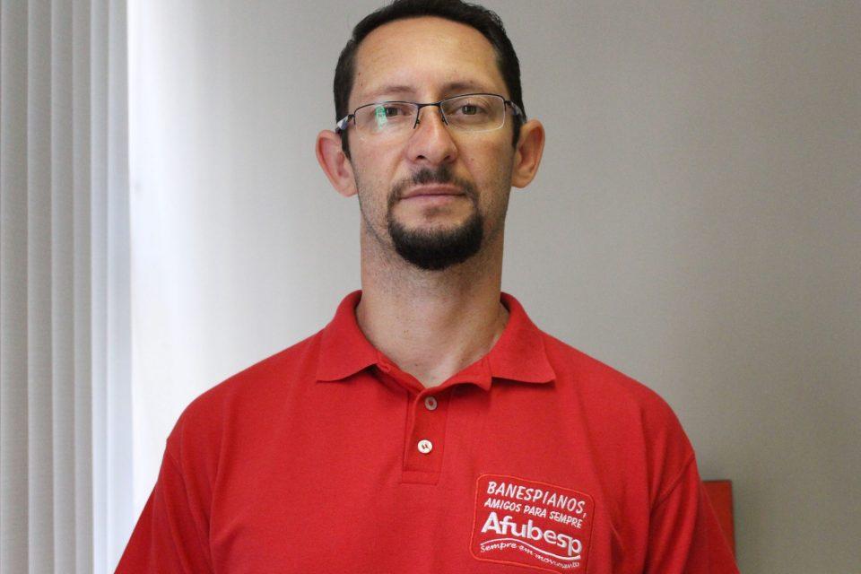 Diretor da Afubesp assume coletivo de PCDs da CUT