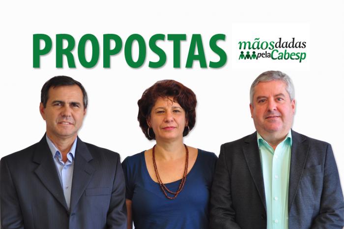 Eleições: Confira as propostas da chapa 'Mãos Dadas pela Cabesp'