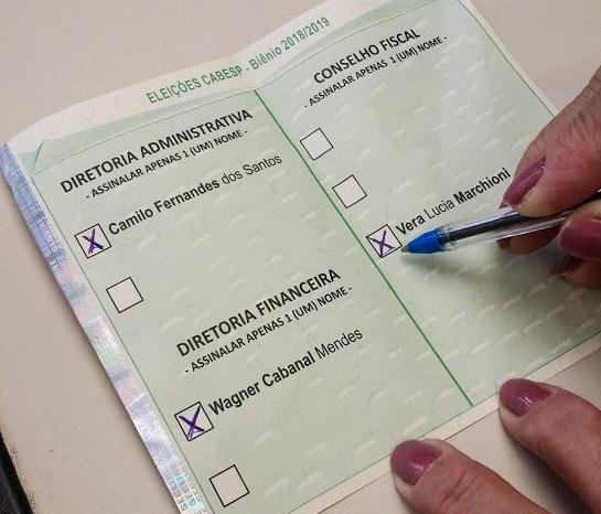 Eleições da Cabesp já começaram; Vote na chapa 'Mãos Dadas'