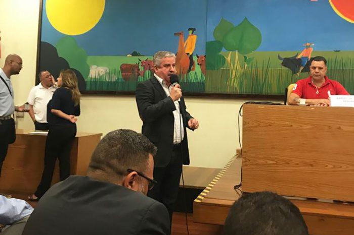 Presidente da Afubesp presente em audiência em defesa dos bancos públicos