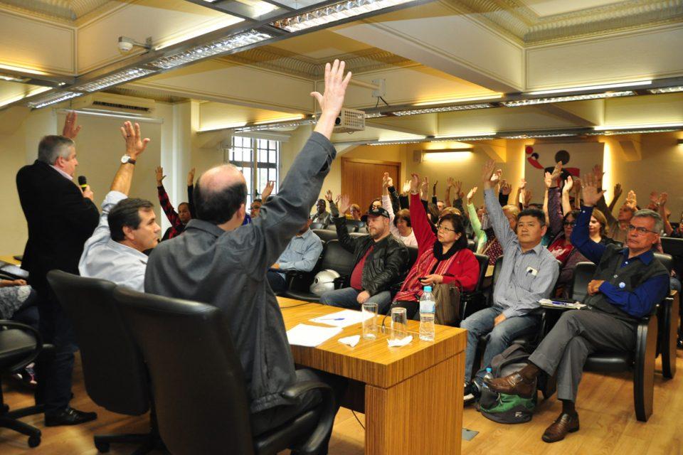 Encontro em São Paulo reuniu colegas para discutir Cabesp e Banesprev