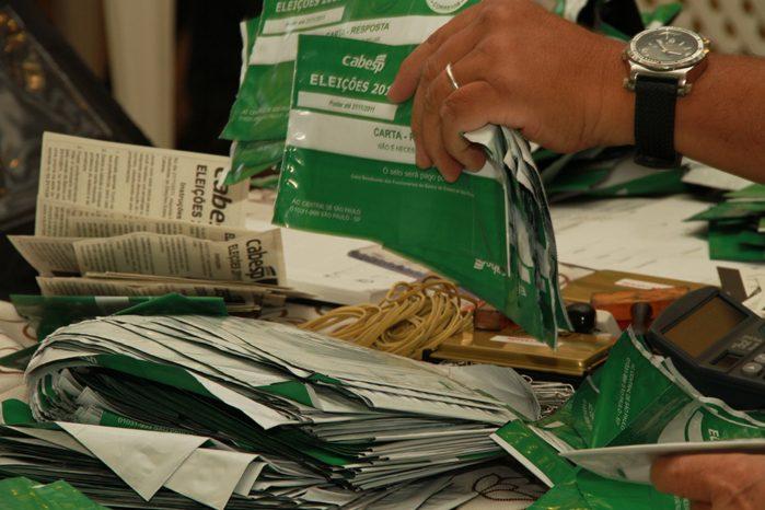 Eleições Cabesp: contagem dos votos será nesta quinta