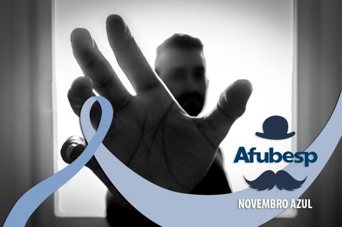 Novembro é mês de combate ao câncer de próstata
