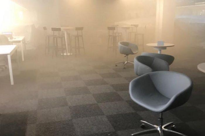 Fumaça e falta de rumo no Santander