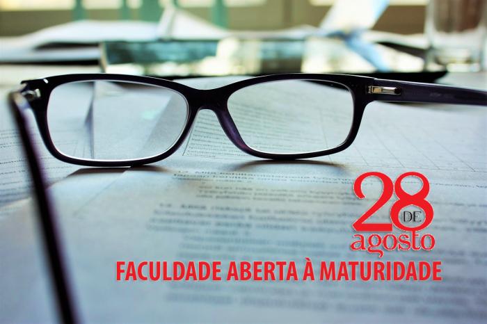 A Faculdade 28 de Agosto está aberta à maturidade! Inglês, artes e comunicação em um só curso
