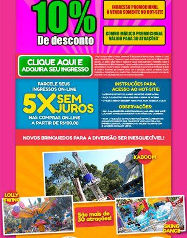 Aquário de São Paulo e Parque Cidade da Criança