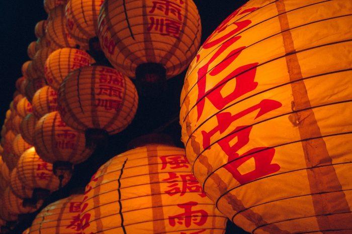 Ibirapuera recebe Festival das Lanternas chinesas neste sábado