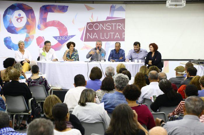 Colegas lotam encontro sobre Cabesp em São Paulo; Informação é essencial para decidir custeio do déficit