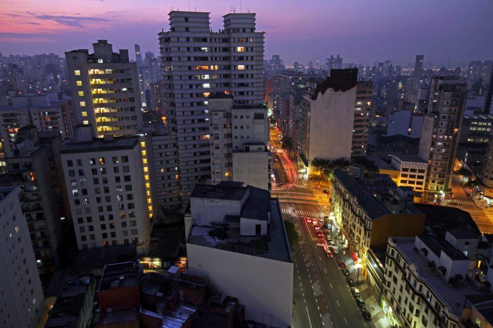 São Paulo pra curtir a pé