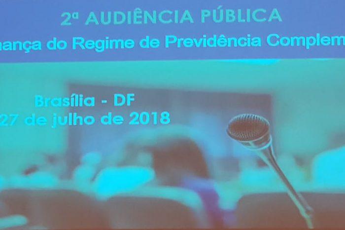 Fundos de Pensão: Afubesp participa de audiência pública sobre governança