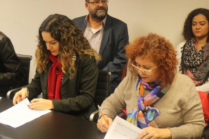 Aditivo do Santander é assinado