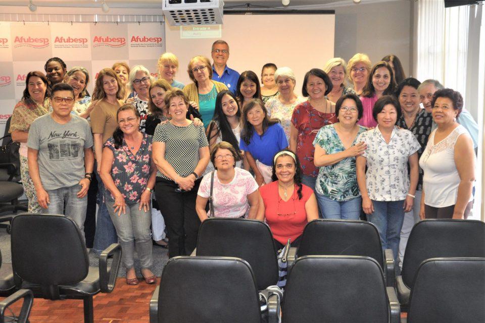 Associados conhecem mais sobre a arte da acupuntura no Qualidade de Vida