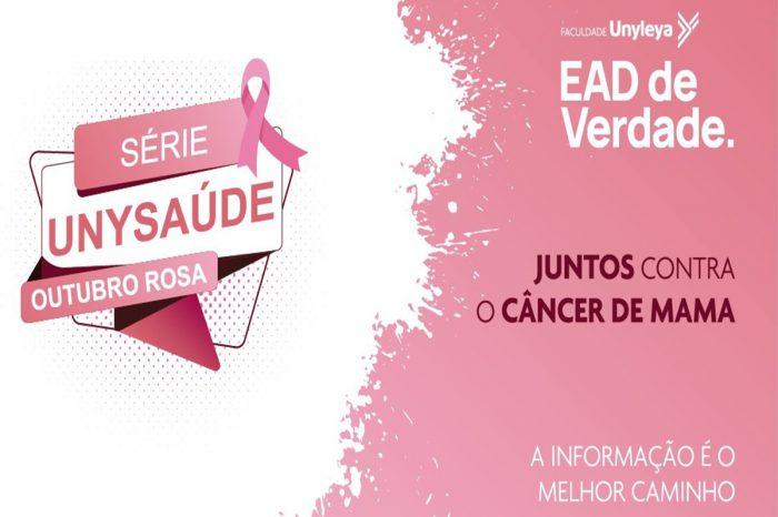 Outubro Rosa – Série amplia debate sobre prevenção contra o câncer de mama