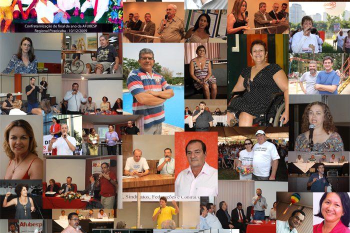#Afubesp30anos: dirigentes comentam história da associação