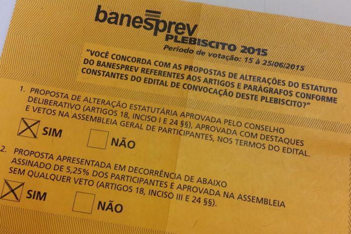 """Vote """"sim"""" no plebiscito sobre sétima vaga do Conselho Deliberativo"""