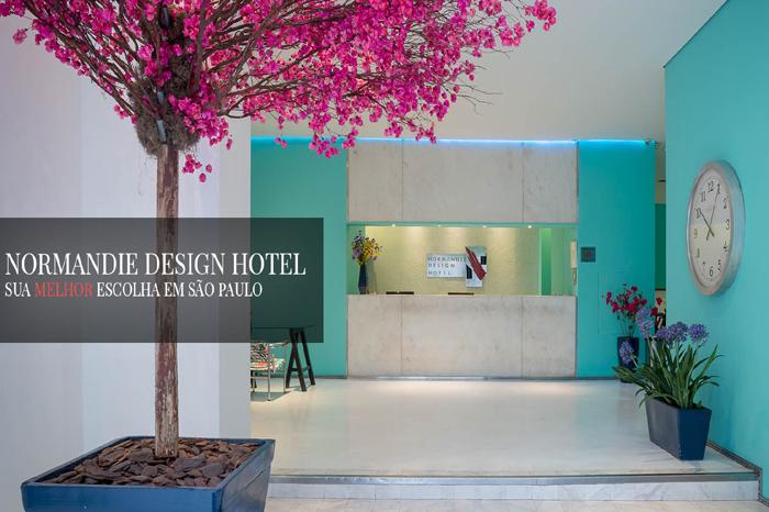 Normandie Design Hotel - São Paulo