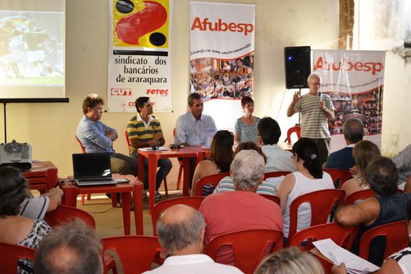 Encontro em Araraquara