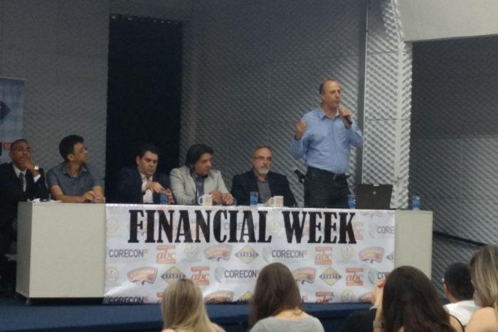 Walter Oliveira fala sobre previdência complementar no Financial Week