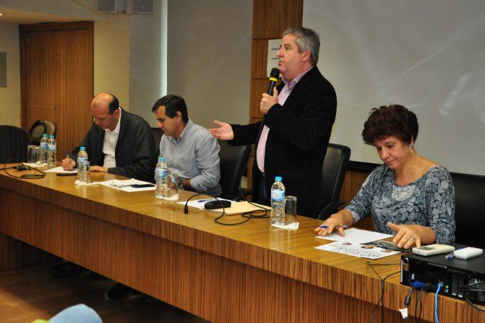 Encontro de banespianos em São Paulo debate Banesprev e Cabesp
