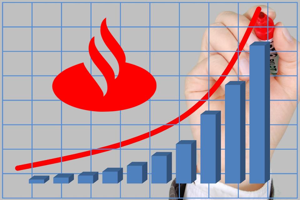 Lucro do Santander alcançou R$ 10,8 bi em setembro