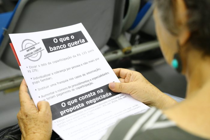Vote SIM na reforma estatutária da Cabesp; AGE terá transmissão ao vivo pela internet
