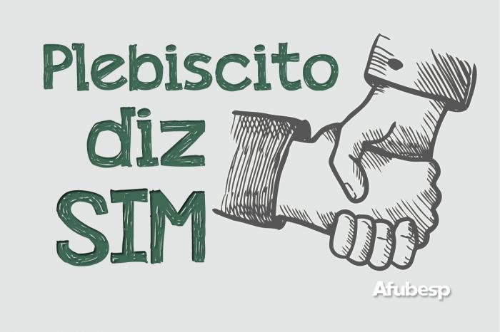 Resultado vitorioso no plebiscito da Cabesp: Associados aceitam proposta de reforma estatutária