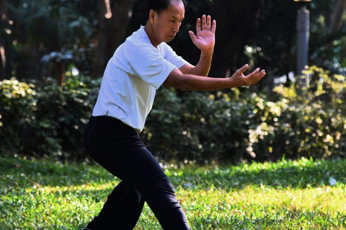 Novidade: Aulas de Tai Chi Chuan todas as quintas-feiras!