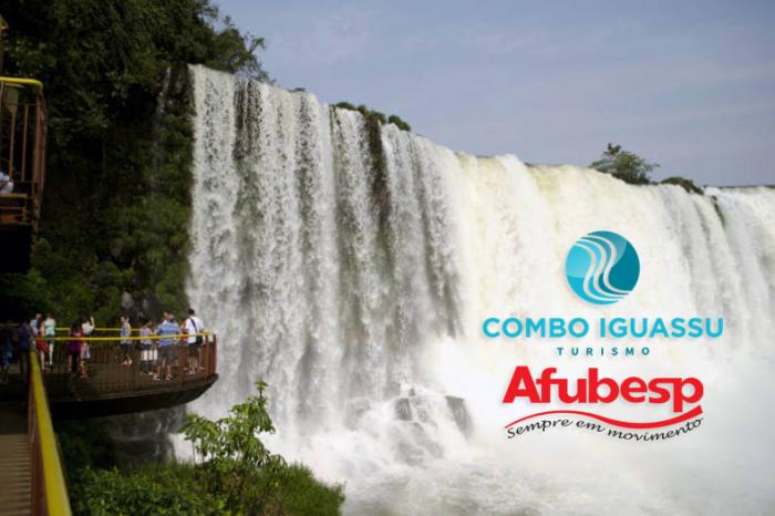 Quer passear em Foz do Iguaçu? Vá com a Combo Iguassu Turismo