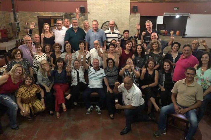 Encontro reúne banespianos em São José do Rio Preto