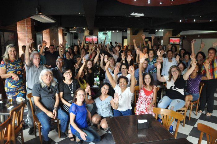 Qualidade de vida fecha o ano com festa no Café dos Bancários e anuncia ganhadores do concurso. Confira!