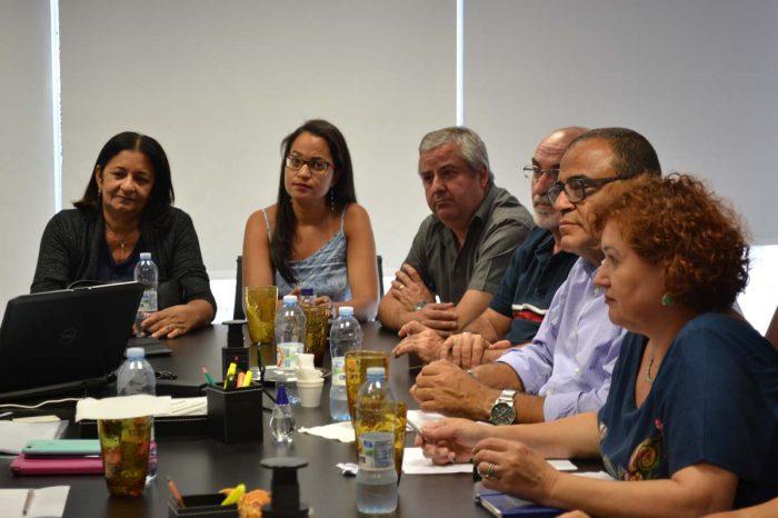 Bancários cobram respostas para mudanças e problemas no Santander