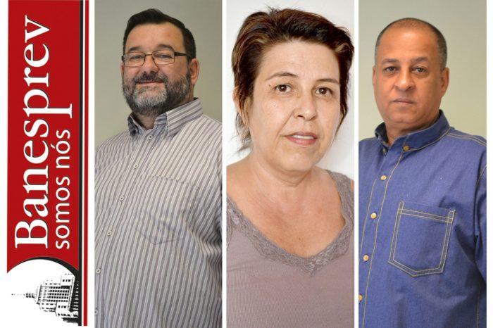 Plano II - Apoiamos os candidatos da chapa Banesprev Somos Nós