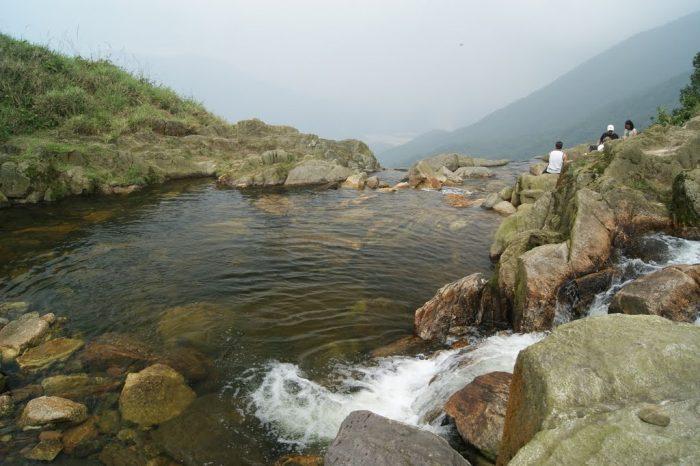 Surpreenda-se com as águas de Paranapiacaba