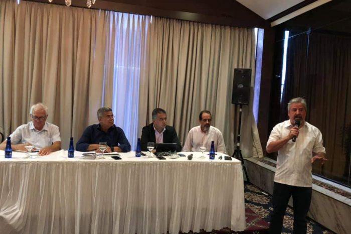 Afubesp participou de Seminário que debateu estratégias para barrar reforma da Previdência