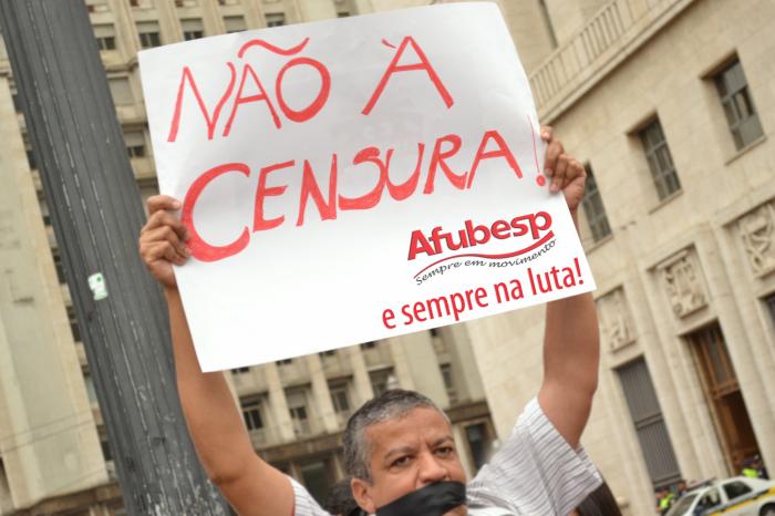 Santander quer, mas não vai calar a nossa voz