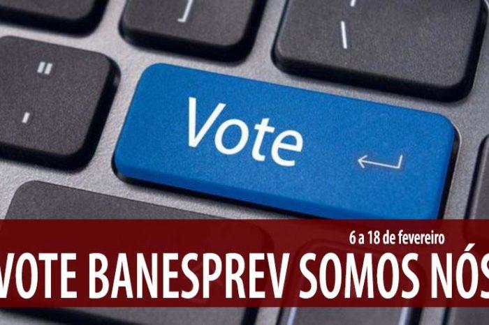 Começaram as eleições do Banesprev; Saiba aqui como votar!