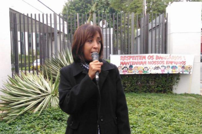 Santander tenta impedir mobilização do Sindicato