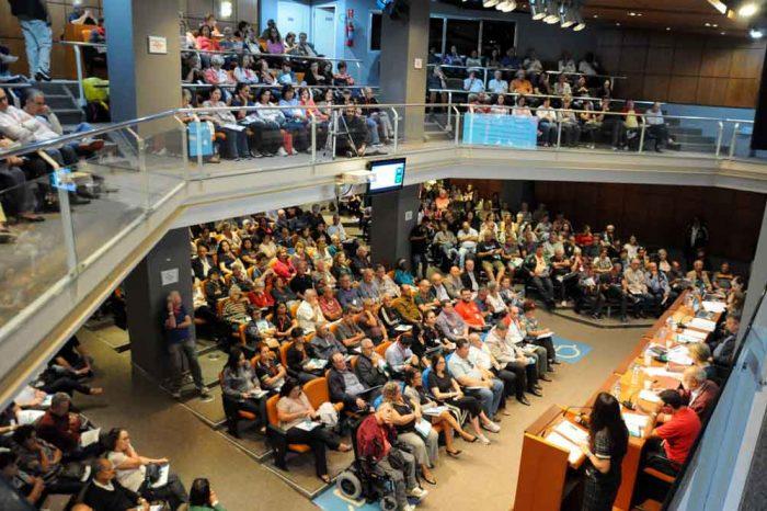Cabesp: associados aproveitam assembleia para registrar reclamações; números foram aprovados