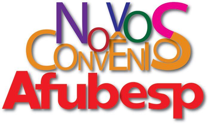 Afubesp firma novos convênios para seus associados!