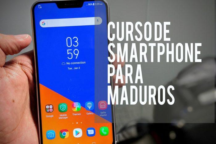 Curso de Smartphone para Maduros no Qualidade de Vida