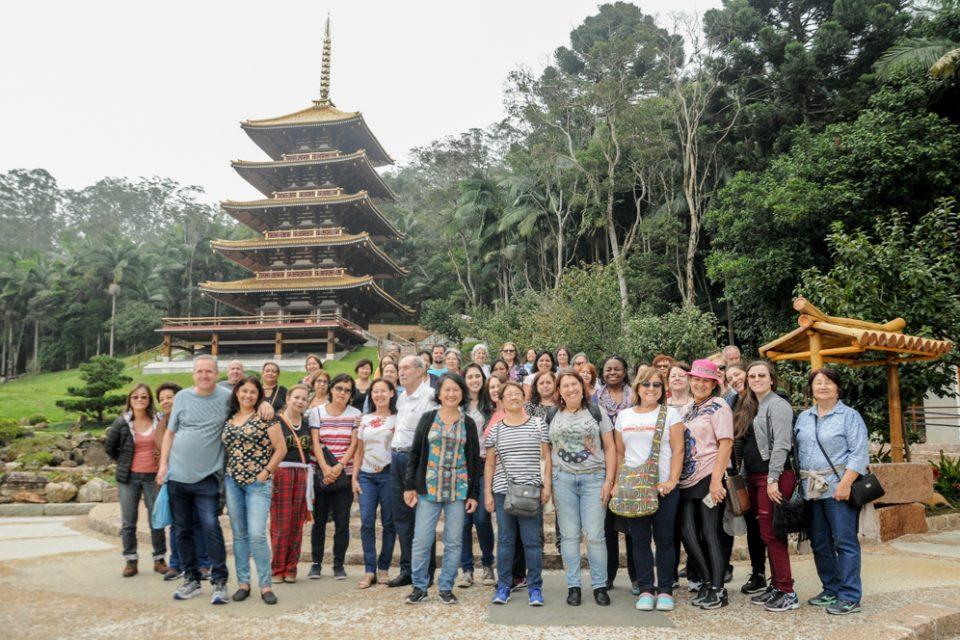 Torre de Miroku abre a temporada de passeios do Qualidade de Vida