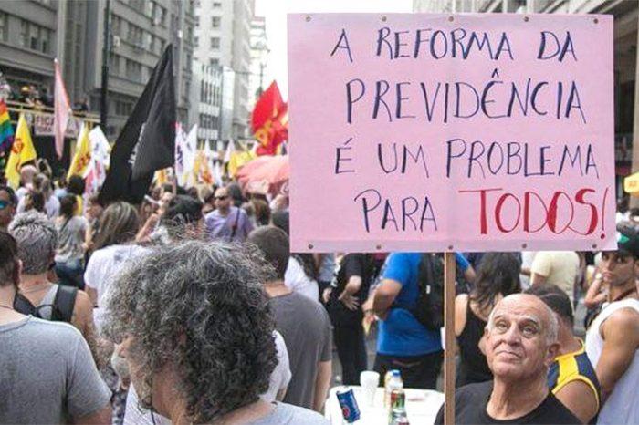Pesquisa da CNI/Ibope aponta que maioria é contra reforma da Previdência