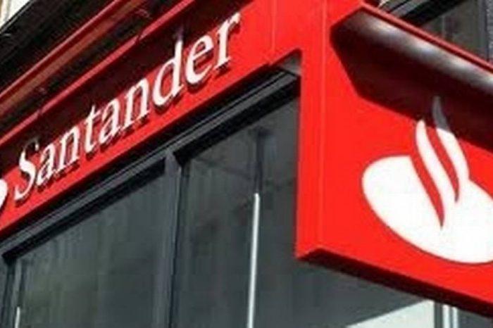 Santander lança campanha de renegociação de dívidas com menores taxas