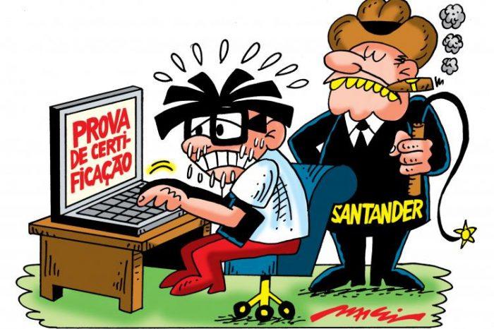 Santander alarma trabalhadores ao exigir CPA