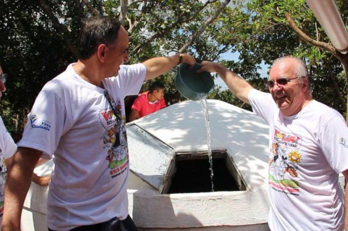 Comitê Betinho em busca de mais cisternas para o povo sertanejo
