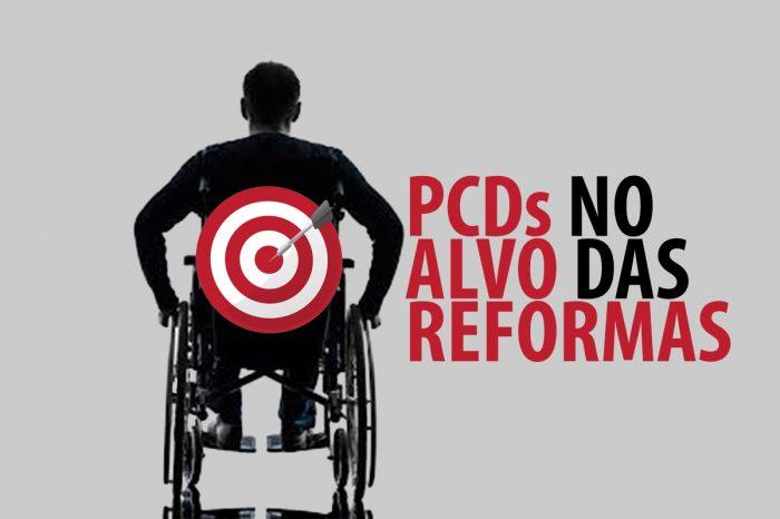 PL 6159/ 19 destrói direitos das pessoas com deficiência